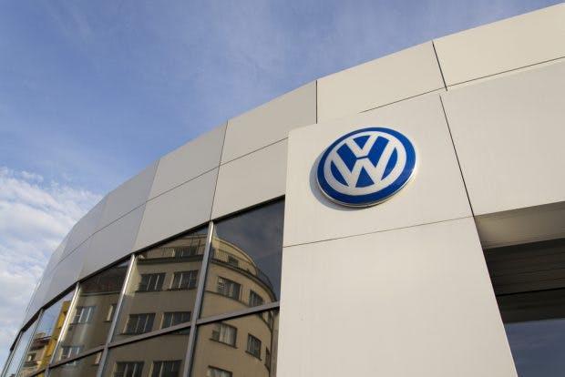 VW: Der neue E-Golf soll in Dresden und in Wolfsburg vom Band laufen. (Foto: Shutterstock)