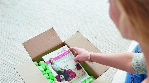 E-Commerce-Drucksystem: Personalisierte Paketbeilagen für jeden Kunden