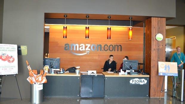 Amazon droht eine Regulierung durch die US-Handelsaufsicht