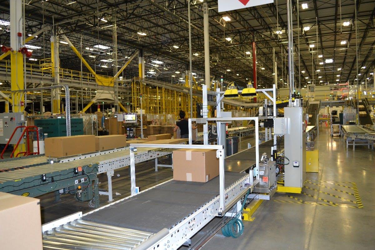 Amazons Pack-Roboter und die irrationale Angst vor der Automatisierung