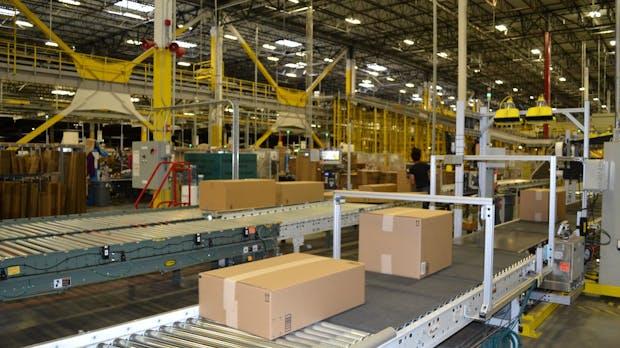 Amazon erhöht die Versandgebühren für Händler
