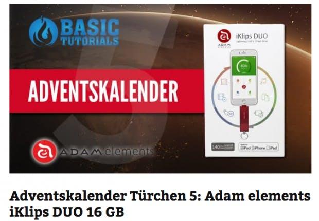Casio Adventskalender Online
