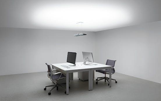 Cu-Beam Duo: Diese Dyson-Lampe soll die Bürobeleuchtung revolutionieren