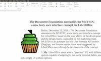 Libreoffice bekommt neues User-Interface: So soll es aussehen