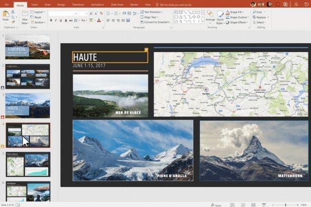 Office 365 bekommt neue Features für mehr Kollaboration. (Bild: Microsoft)