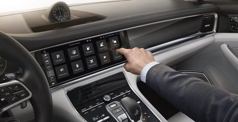 porsche-connect-infotainment