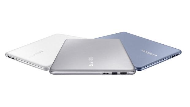 13,3-Zoll-Notebook 9. (Bild: Samsung)