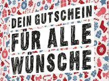 Weihnachtsgeschenke: Gutscheine kommen an (Screenshot: wunschgutschein.de)