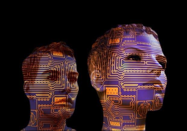 Das Thema Künstliche Intelligenz fasziniert und beängstigt zugleich. (Foto: Pixabay.com   Lizenz: CC Zero)