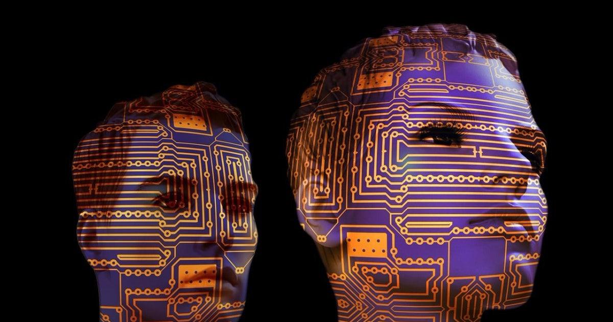 Mensch und Maschine - Cover