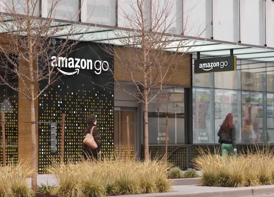 Amazon Go: Eröffnet der kassenlose Supermarkt bald auch in Europa?