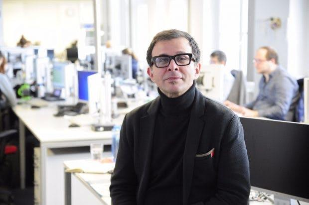 Atila Altun ist Leiter des Community-Managements beim Tagesspiegel. (Foto: Tagesspiegel.de)