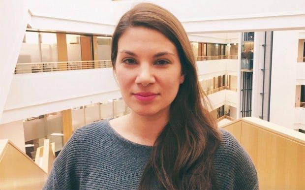 Ayla Mayer ist Social-Media-Redakteurin bei Spiegel Online. (Foto: Dennis Deuermeier)