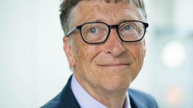 """Bill Gates: """"Ja, Geld macht glücklich"""""""