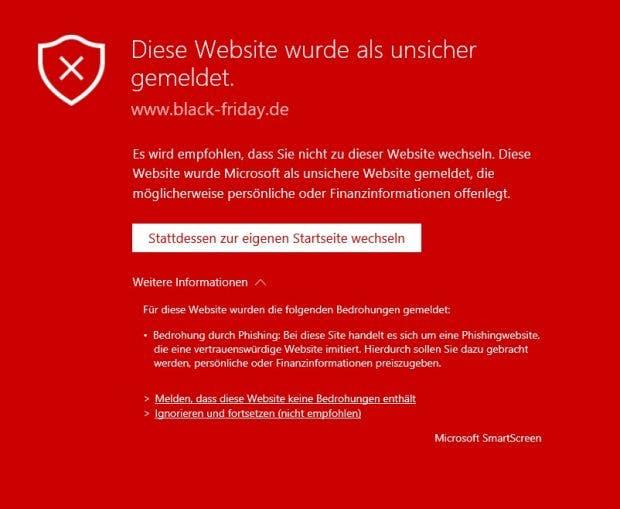 (Screenshot: Microsoft)