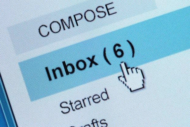 5 wichtige Regeln: So verhinderst du, dass deine E-Mail-Inbox dich stresst. (Foto: Shutterstock)