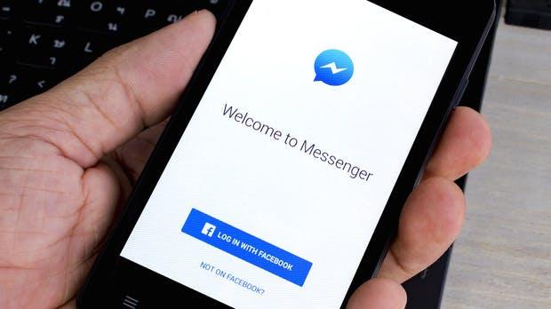 Facebook: Neues Werbeziel soll Messenger-Interaktion erhöhen