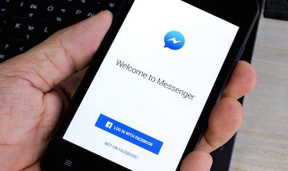 Facebook testet Werbung im Messenger