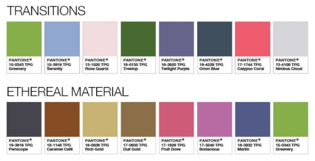 (Screenshot: pantone.com)