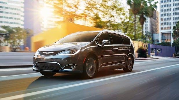 Fiat Chrysler zeigt 2017 neues Elektroauto