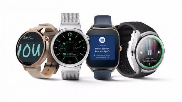 Google hat seine Smartwatch-Plattform Android Wear noch nicht aufgegeben. (Bild: Google)