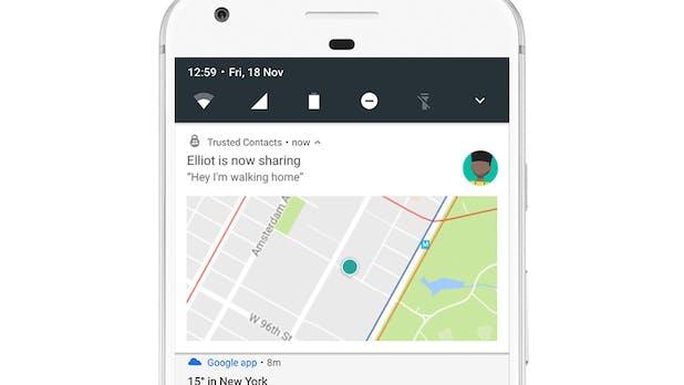 Wo bin ich? Neue Google-App sagt euren Freunden, wo ihr gerade seid