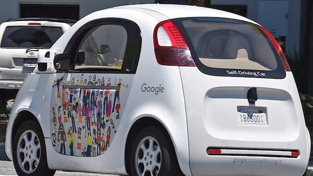 Waymo: Google-Mutter Alphabet gründet Firma für autonome Autos