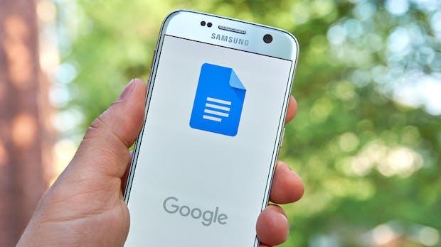 Eine gigantische Phishing-Attacke kapert Google Docs