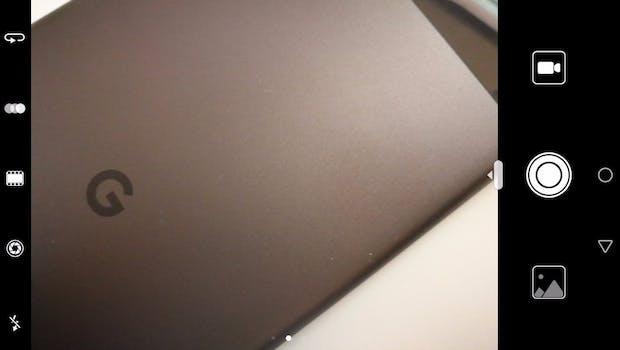 Ein Blick in die Die Kamera-App des Huawei Mate 9. (Bild: t3n)