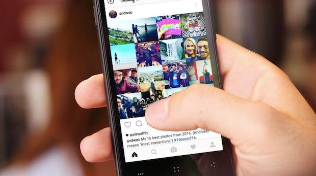 Instagram-Jahresrückblick: Dieses Tool erstellt eine Collage deiner 16 tollsten Momente