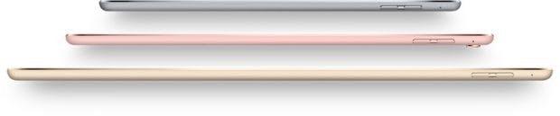 Apple könnte 2017 drei neue iPad-Pro-Modelle zeigen. (Bild: Apple)