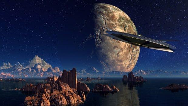 UFOs in Bilder zu montieren, ist nicht grundsätzlich gefährlich. (Foto: Pixabay.com   Lizenz: CC0, Public Domain)