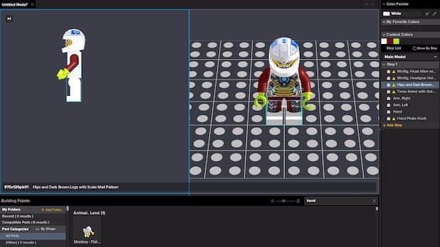 Lego am Rechner planen: Dieses Tool macht's möglich
