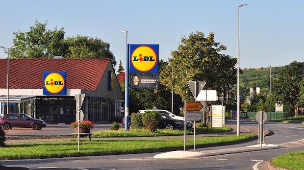 Lidl eröffnet Abhol-Supermarkt mit Onlineanbindung
