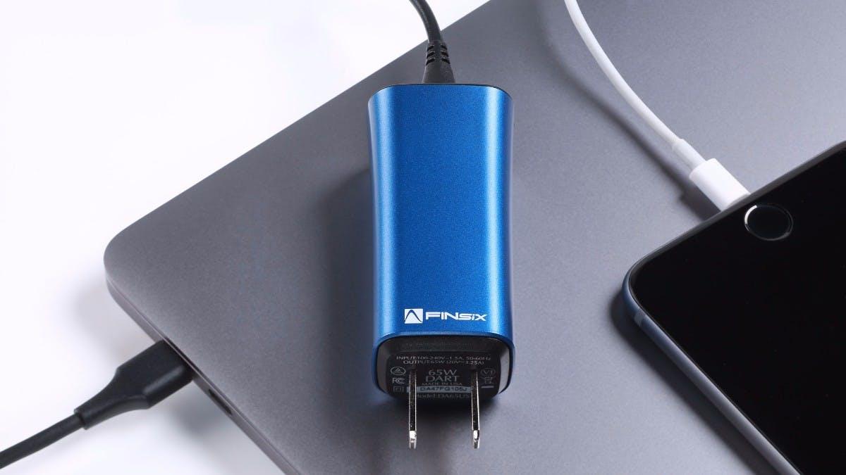 Für das neue Macbook Pro: Das ist das kleinste USB-Typ-C-Ladegerät der Welt