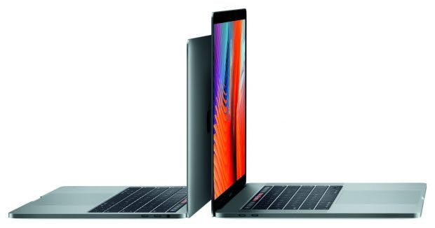 Apples neues Macbook Pro. (Foto: Apple)