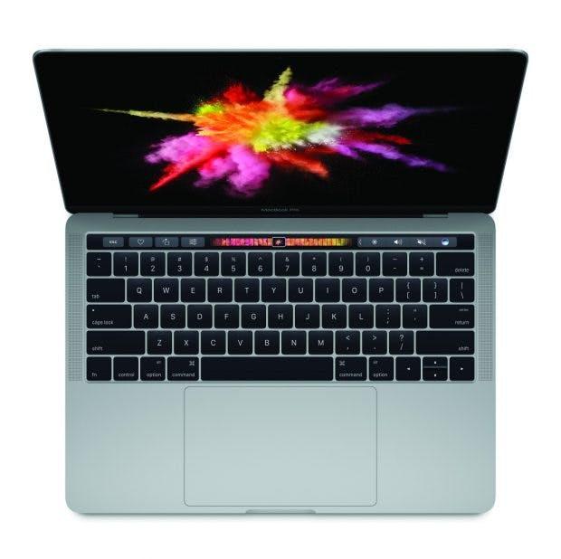 Mit dem neuen Macbook Pro könnte Apple die Verkaufszahlen wieder steigern. (Foto: Apple)