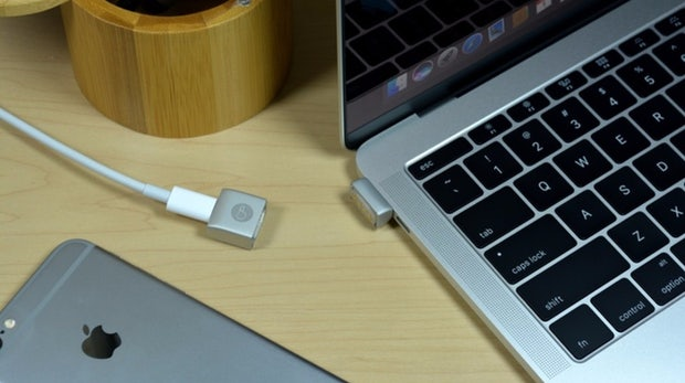 Magneo: Dieser Magsafe-Adapter-Ersatz lädt das Macbook und überträgt Daten und Videos gleichzeitig