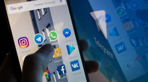 Top 10: Das sind die meistgenutzten Messenger-Apps weltweit