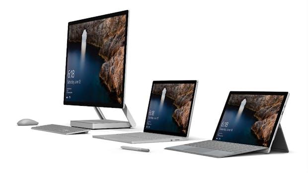 Tschüss Mac, hallo Surface: Microsoft vermeldet hohe Wechslerquote
