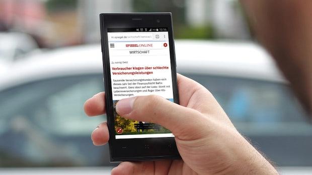 Bild, SPON, FAZ und Co.: Deutsche Nachrichtenportale werden immer mobiler
