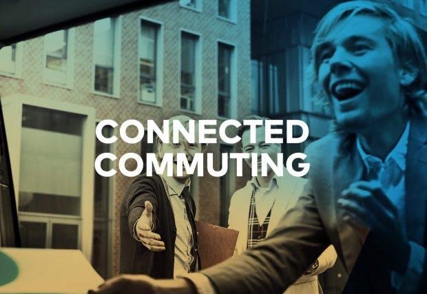 """Ein Bestandteil des Moia-Angebots ist """"Connected-Commuting"""". (Bild: Moia)"""