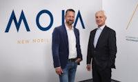 Moia: Volkswagen will mit neuer Marke zum führenden Mobilitätsdienstleister werden