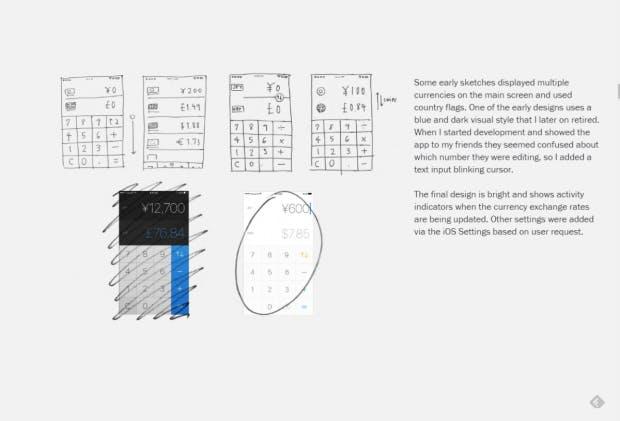 Online-Portfolio: Erklärt eure Projektbeteiligung ruhig im Detail. (Screenshot: t3n)