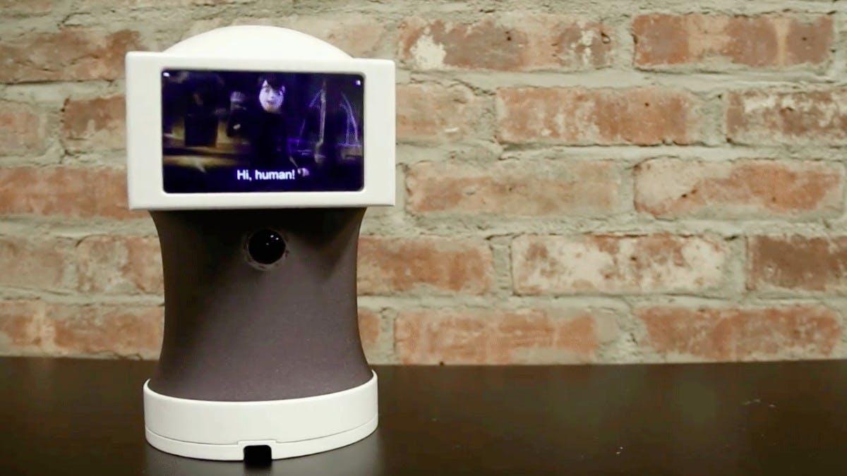 Mehr Internet geht nicht: Open-Source-Roboter kommuniziert ausschließlich durch GIFs