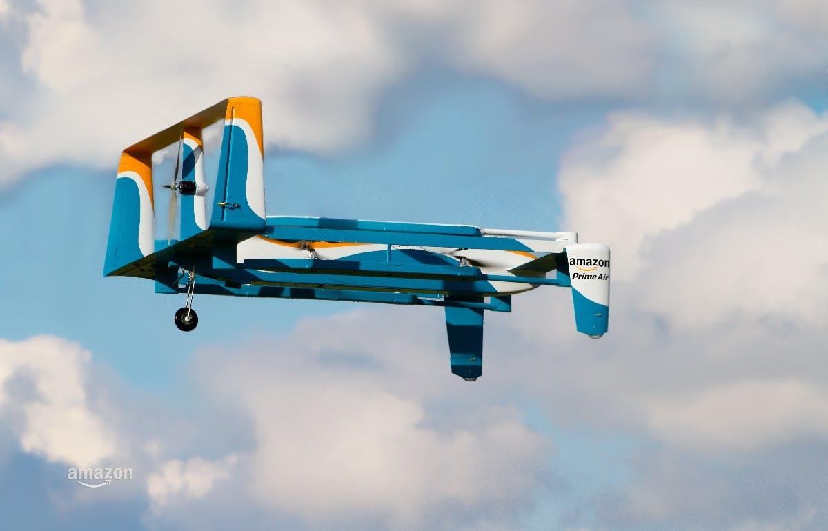 Prime Air. (Bild: Amazon)