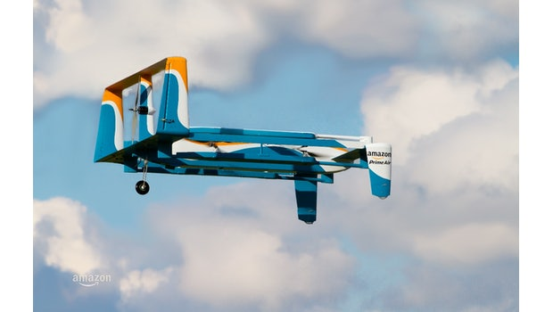 Prime Air. (Bild: Amazon)