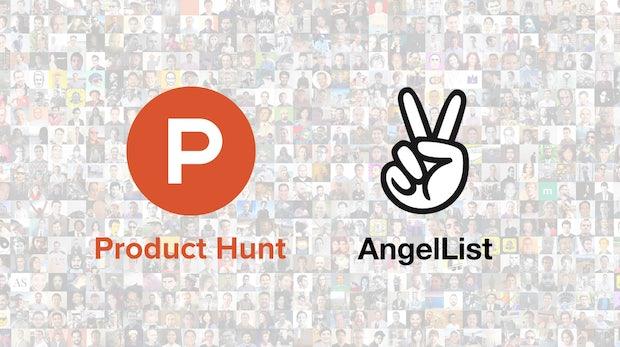 Startup-Plattform Angellist kauft Producthunt