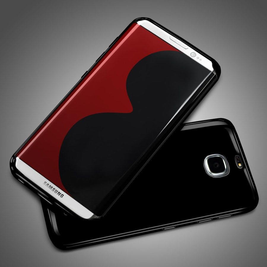 Case-Leak: So könnte das Samsung Galaxy S8 aussehen. (Bild: Mobilefun, via Sammobile)