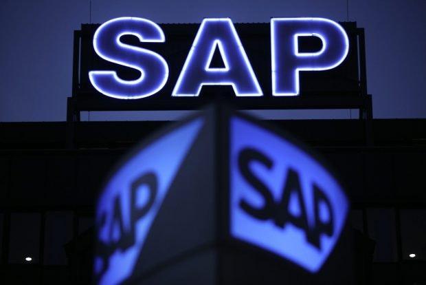 Laut den Bewertungen der Glassdoor-Nutzer sind SAP-Mitarbeiter sehr zufrieden mit ihrem Arbeitgeber. (Foto: dpa)